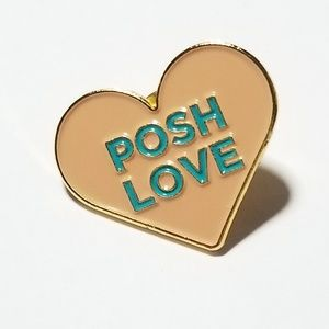 Jewelry - Posh Love Pin